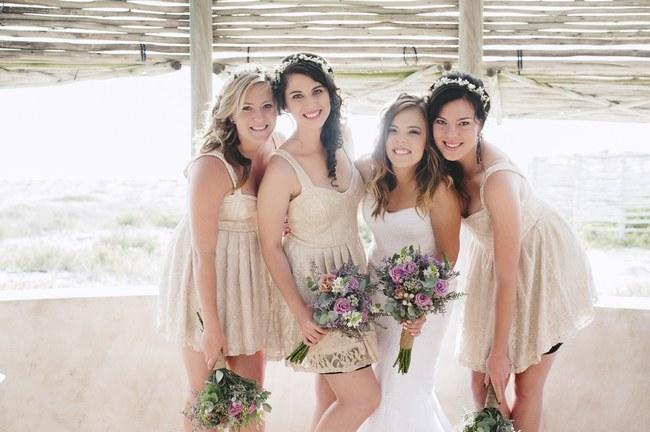 Rustic Beach Wedding  - Lamberts Bay -  Jules Morgan Photography (11)