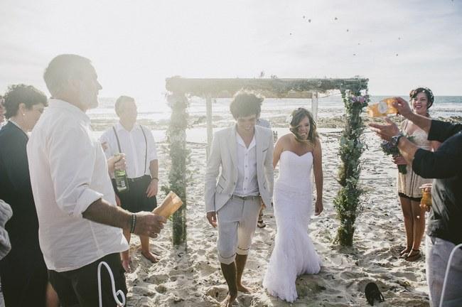 Rustic Beach Wedding  - Lamberts Bay -  Jules Morgan Photography (19)