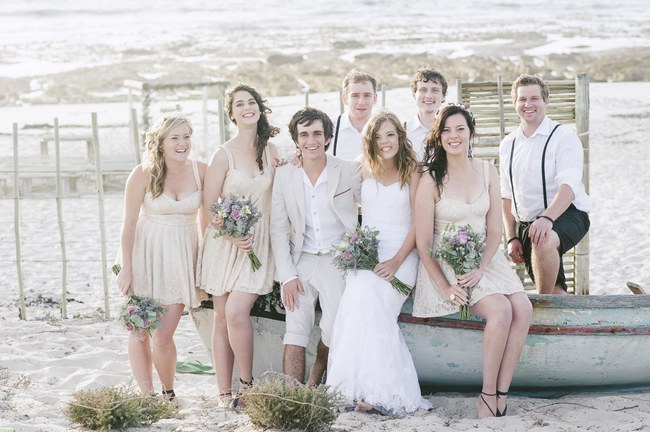 Rustic Beach Wedding  - Lamberts Bay -  Jules Morgan Photography (21)