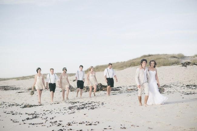 Rustic Beach Wedding  - Lamberts Bay -  Jules Morgan Photography (23)