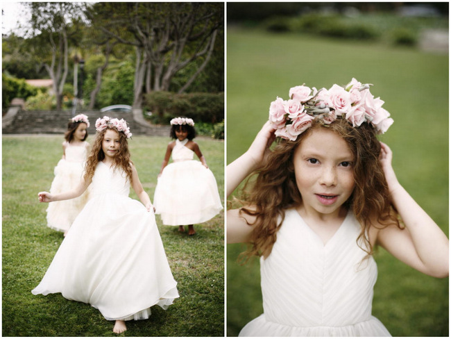 9 Cutest, Wonderfully Whimsical Flower Girl Dresses Ever {Kirstie Kelly Design}