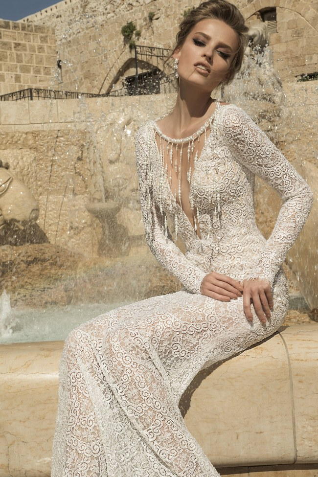 21 Ridiculously Stunning Long Sleeved Wedding Dresses
