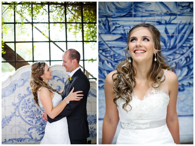 Colourful Nooitgedacht Wedding on a rainy South African day  // Nikki Meyer photography