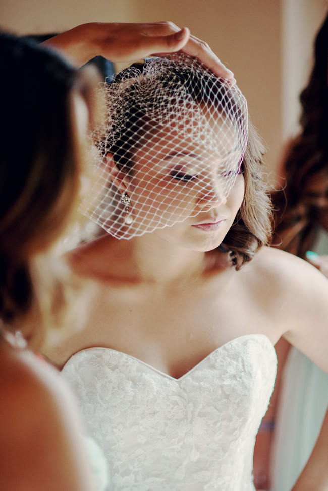 Romantically Rustic Coral & Mint Maui Destination Beach Wedding // BellaEva Photography