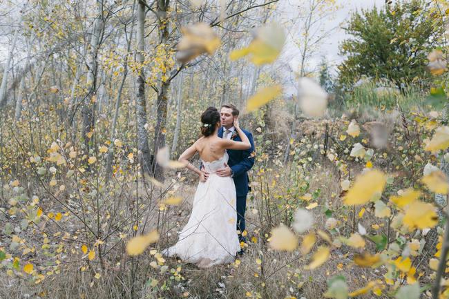 Forest Wedding Photo Ideas // Earthy Farmstyle Rustic Wedding // Jenni Elizabeth Photography
