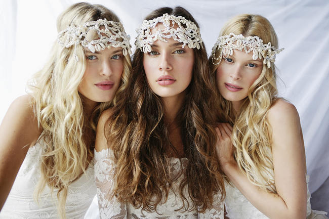 Island Luxe: Bohemian Beach Wedding Dress Inspiration from Grace Loves Lace
