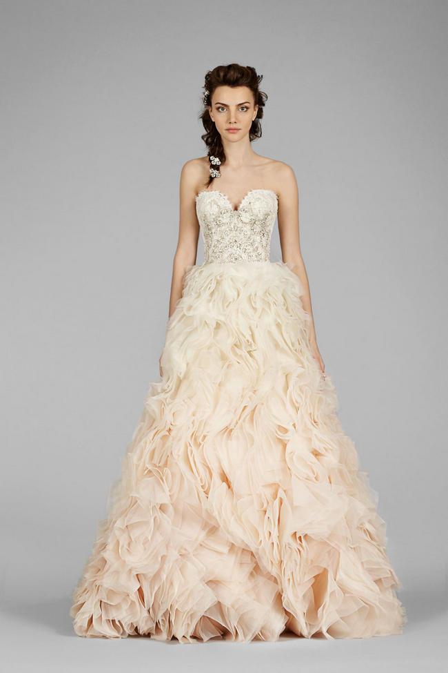 Lazaro Wedding Dresses 2014 (1)