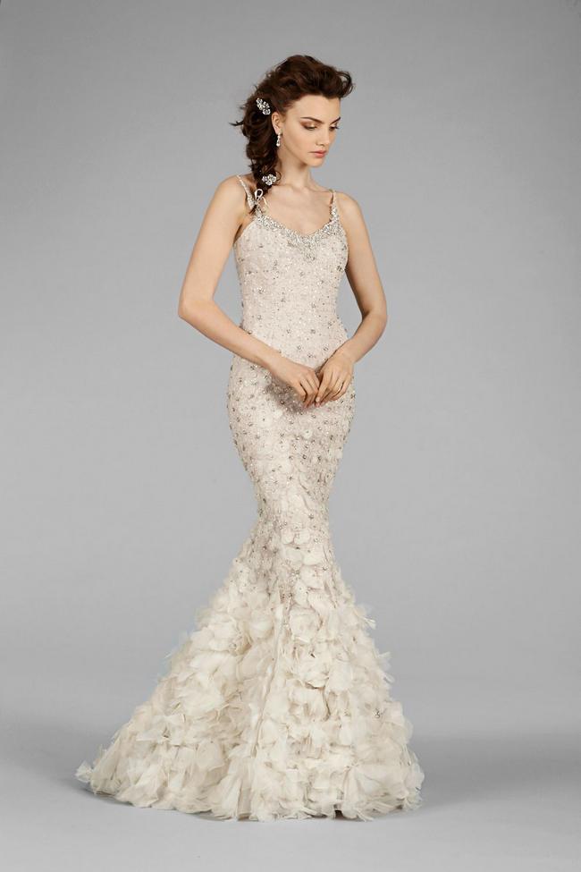 Lazaro Wedding Dresses 2014 (2)
