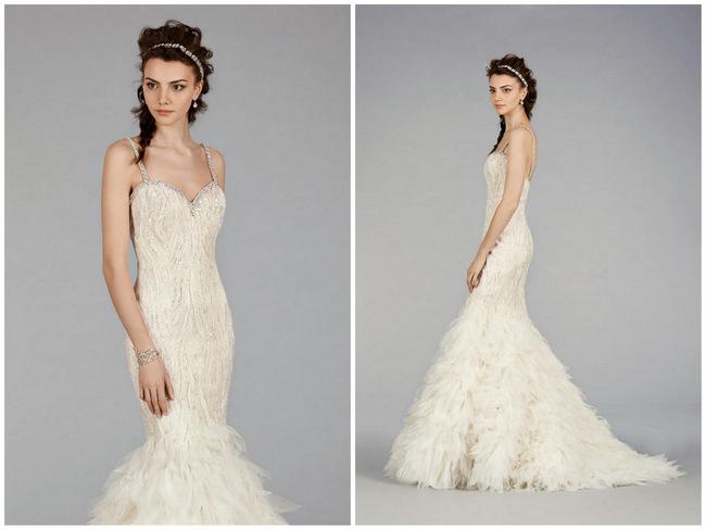 Lazaro Wedding Dresses 2014 (6)