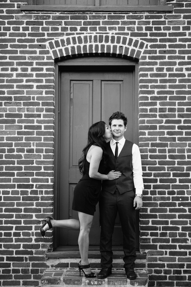 Los Angeles Union Station Engagement Shoot - Thousand Crane Photography (3)