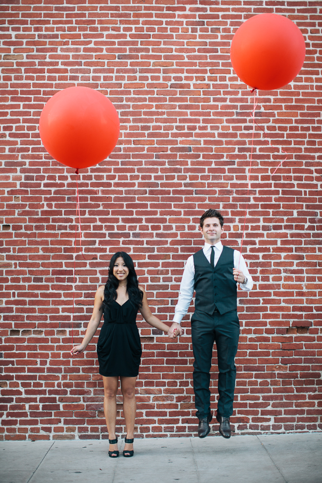 Los Angeles Union Station Engagement Shoot - Thousand Crane Photography (5)