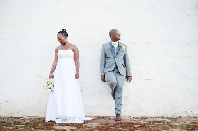 Crisp White Green Silver Summer Garden South African Wedding - Samantha Du Toit Photography (1)