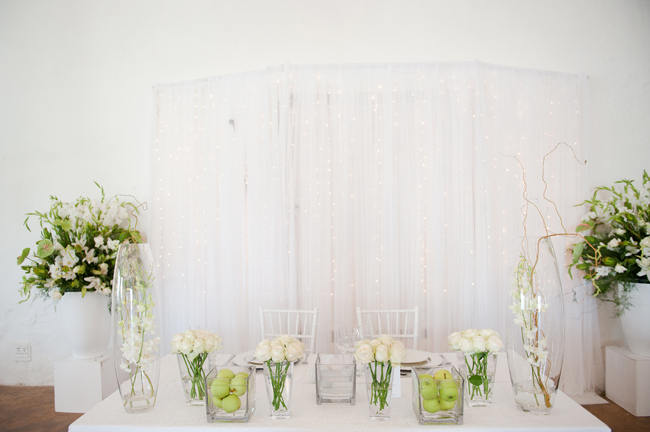 Crisp White Green Silver Summer Garden South African Wedding - Samantha Du Toit Photography (18)