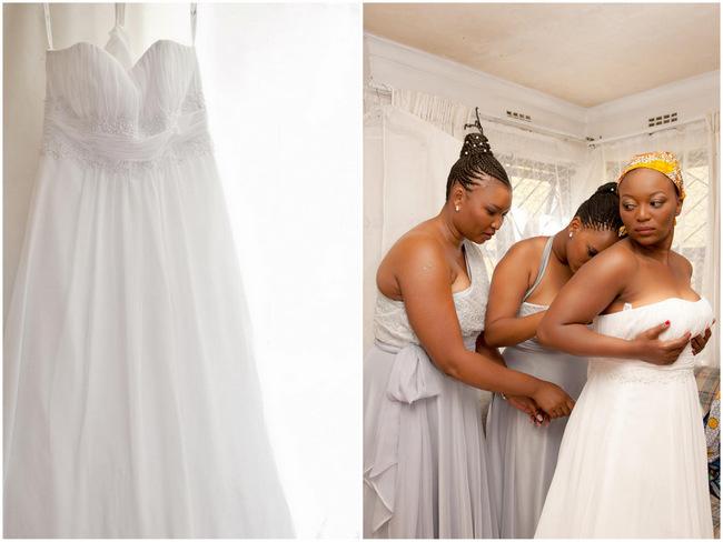 Crisp White Green Silver Summer Garden South African Wedding - Samantha Du Toit Photography (22)