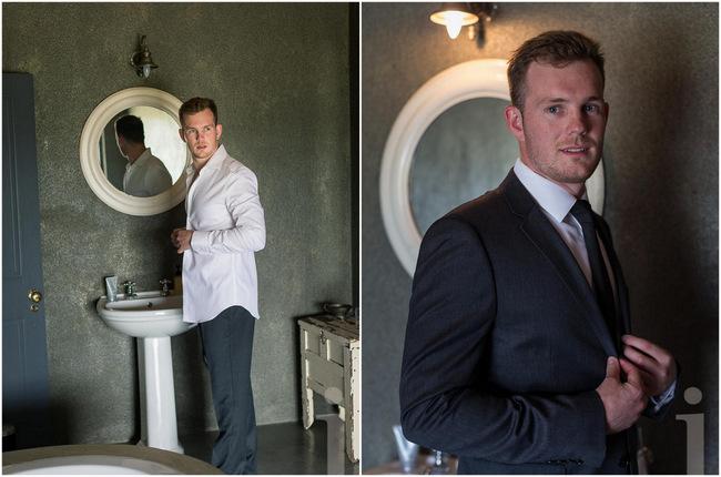 Groom Suit //  Modern Country Style Wedding Kleinplasie // Jo Ann Stokes Photography
