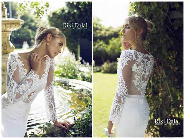 Riki Dalal Wedding Dress (28)