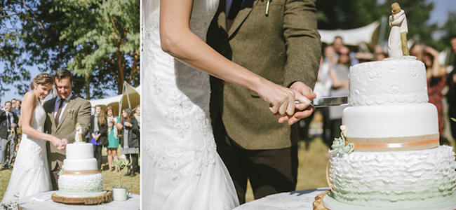 Relaxed, Picnic Style Farm Wedding // Micaela De Freitas Photography