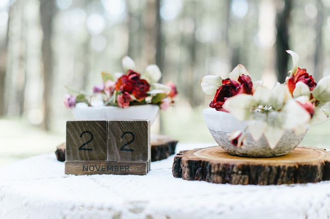 The MOST gorgeous whimsical Boho Forest Engagement ever by Louise Vorster photography