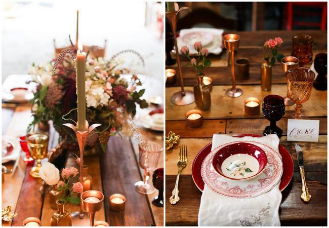 Autumn Barn Wedding - Seneca Lewis Photography  6