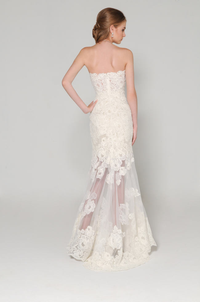 Eugenia Couture Lace Wedding Dress (2)