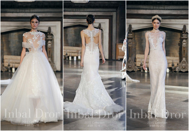 Modern Majesty and Imperial Elegance {Inbal Dror 2015 Collection}