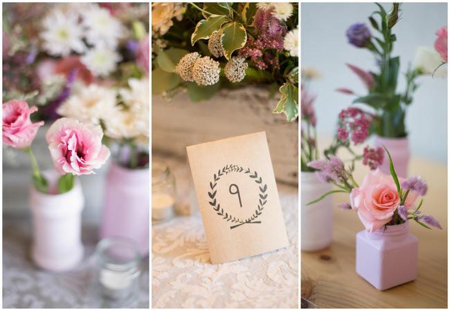 Handmade Wedding at Olive Rock {Jenni Elizabeth Photography}