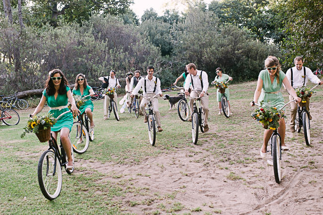 Rustic Bicycle Themed Wedding - Jules Morgan Photography (41)