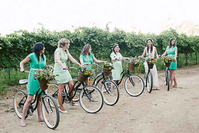 Rustic Bicycle Themed Wedding - Jules Morgan Photography (46)