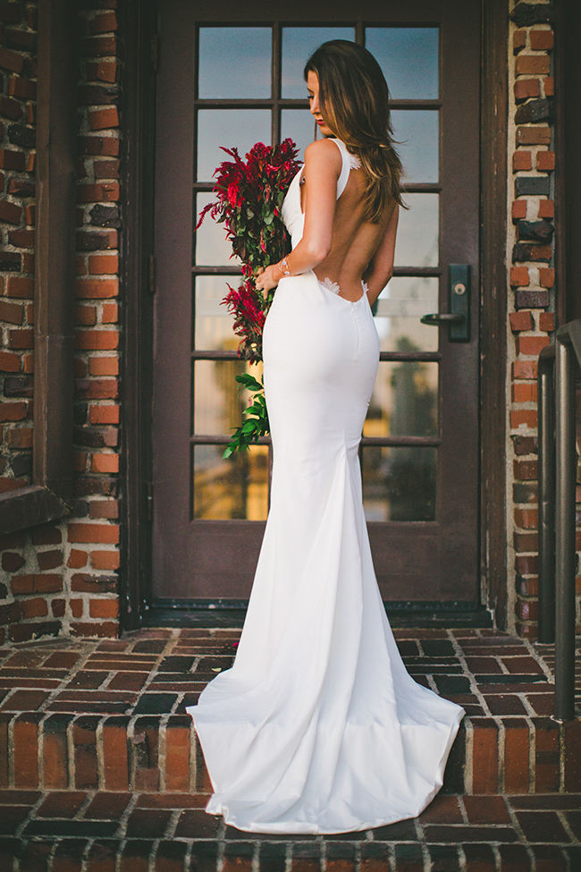 Katie May Backless Wedding Dress  (10)