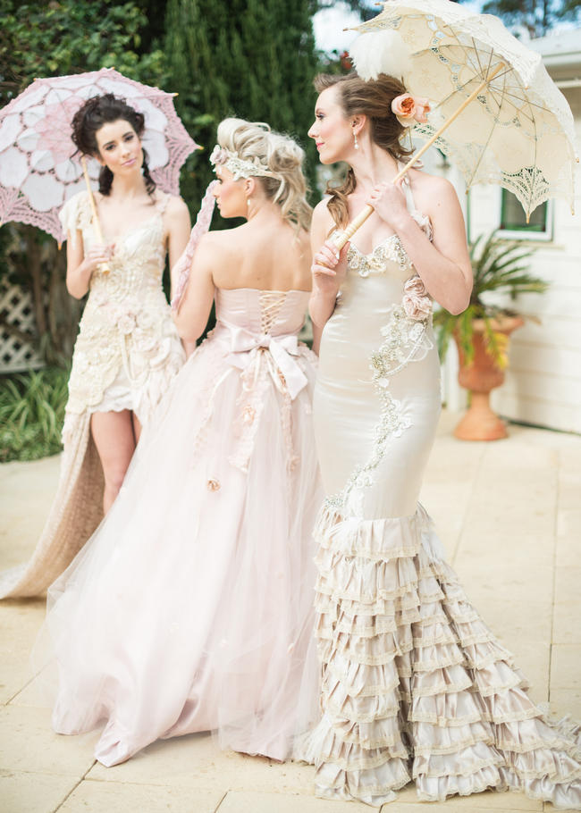Marie Antoinette Wedding / Ninique Fashion Photography
