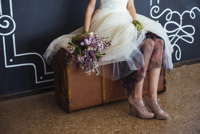 Rockabilly Wedding Ideas // Claire Thompson photography