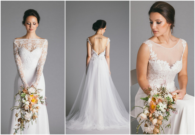 Robyn Roberts 2015 South African Wedding Dresses {Plus Exclusive Interview}