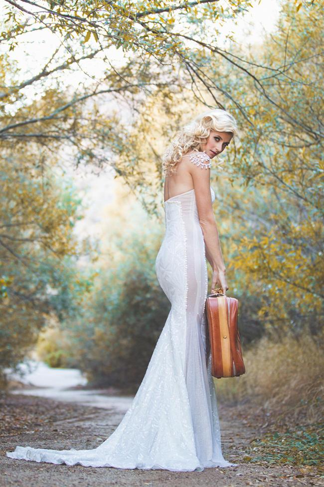 Glamorous Wedding Dresses.. Brittany Berggren Photos