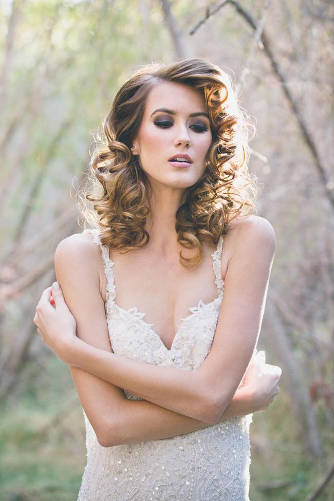 Glamorous Wedding Dresses. Brittany Berggren Photos