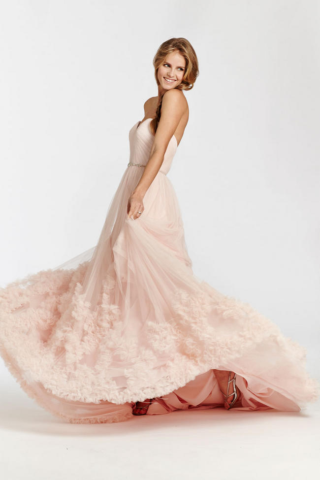 Beautiful, Boho Chic Ti Adora Wedding Dresses8