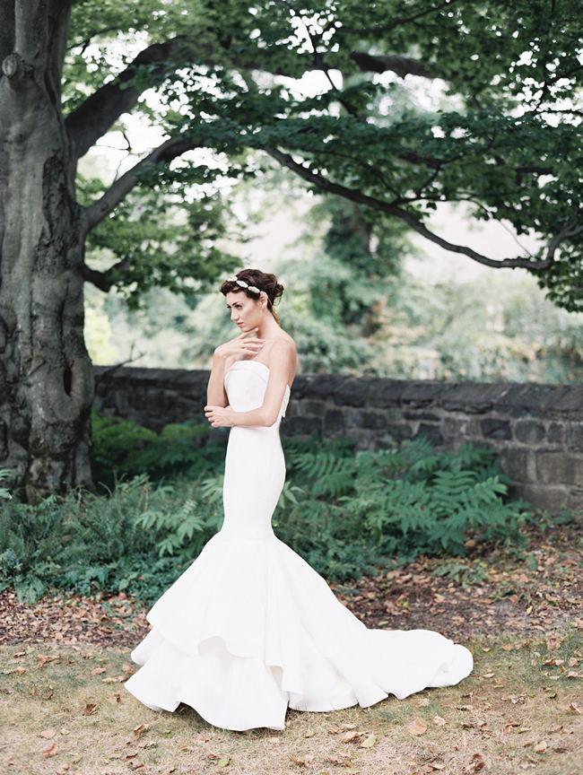 Wedding Dress Designer Sketches