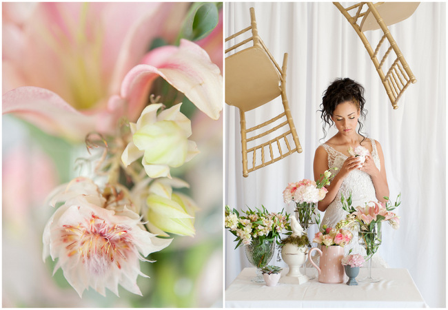 Blush Gold Whimsical Wedding (1)