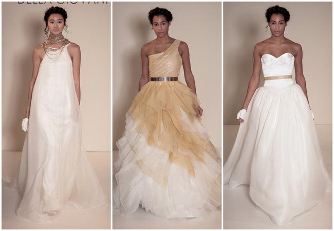 Contemporary Bridal Design Della Giovanna Wedding Dresses Plus Interview