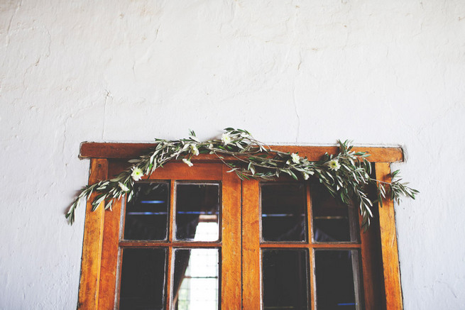 Green White Rustic South African Wedding // Justin Davis Photography