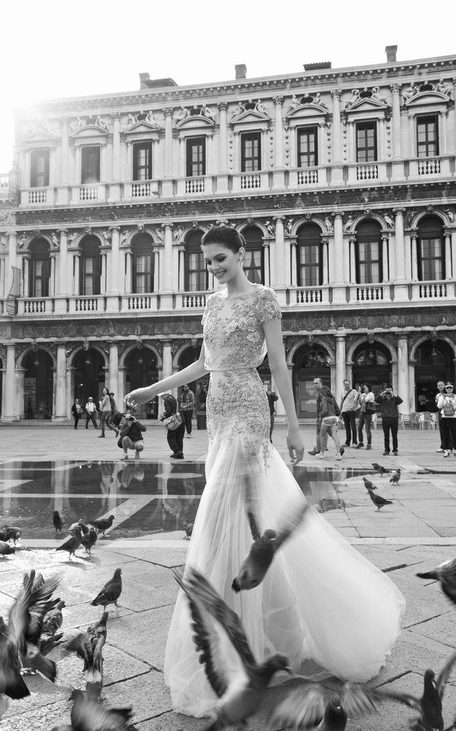 Inbal Dror Wedding Dresses 2015
