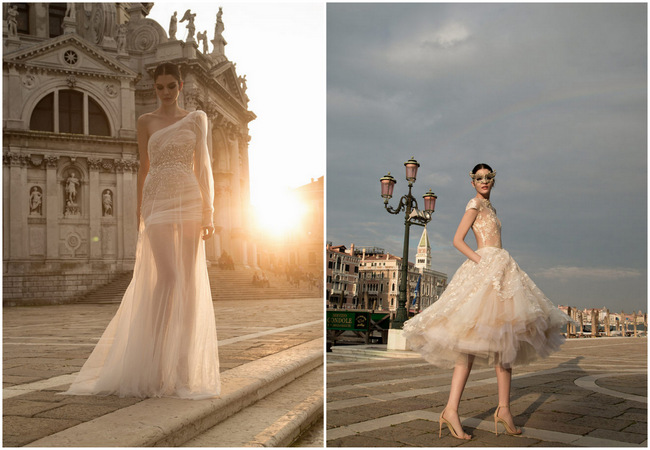 Inbal Dror Wedding Dresses: 2015 Venice Collection