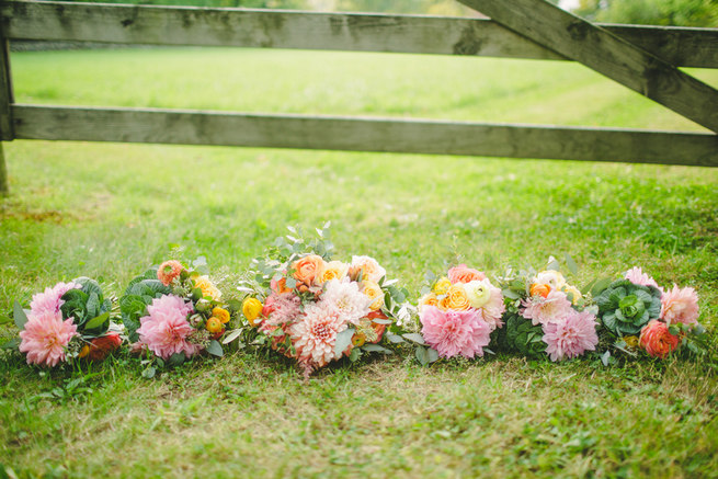 Mint Navy DIY Farm Wedding (26)