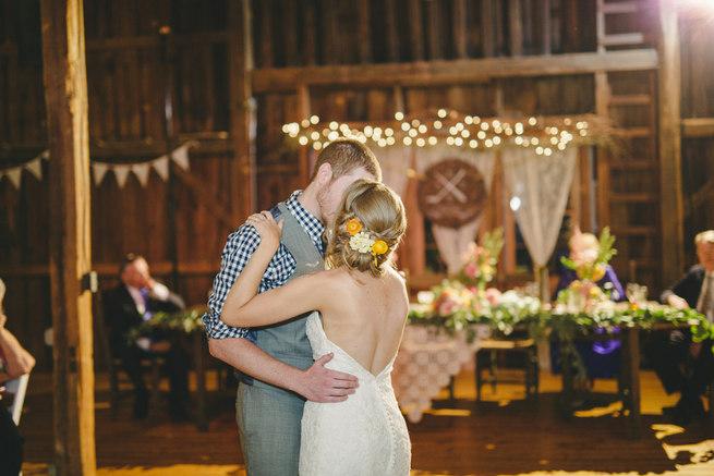 Mint Navy DIY Farm Wedding (36)