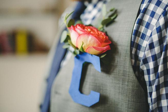 Mint Navy DIY Farm Wedding (43)