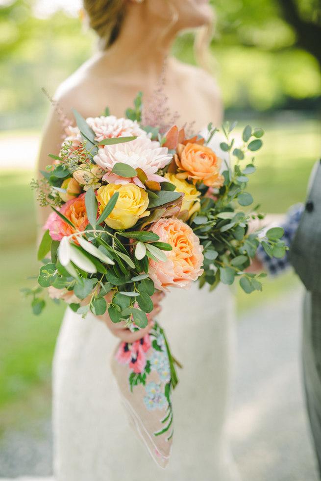 Mint Navy DIY Farm Wedding (46)