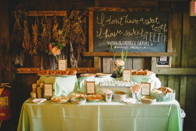 Mint Navy DIY Farm Wedding (78)