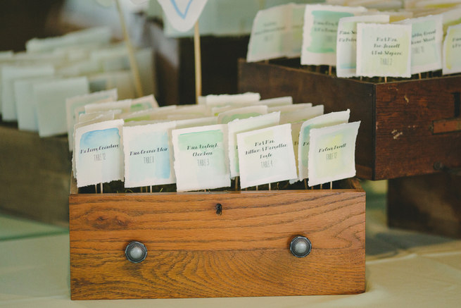 Mint Navy DIY Farm Wedding (79)