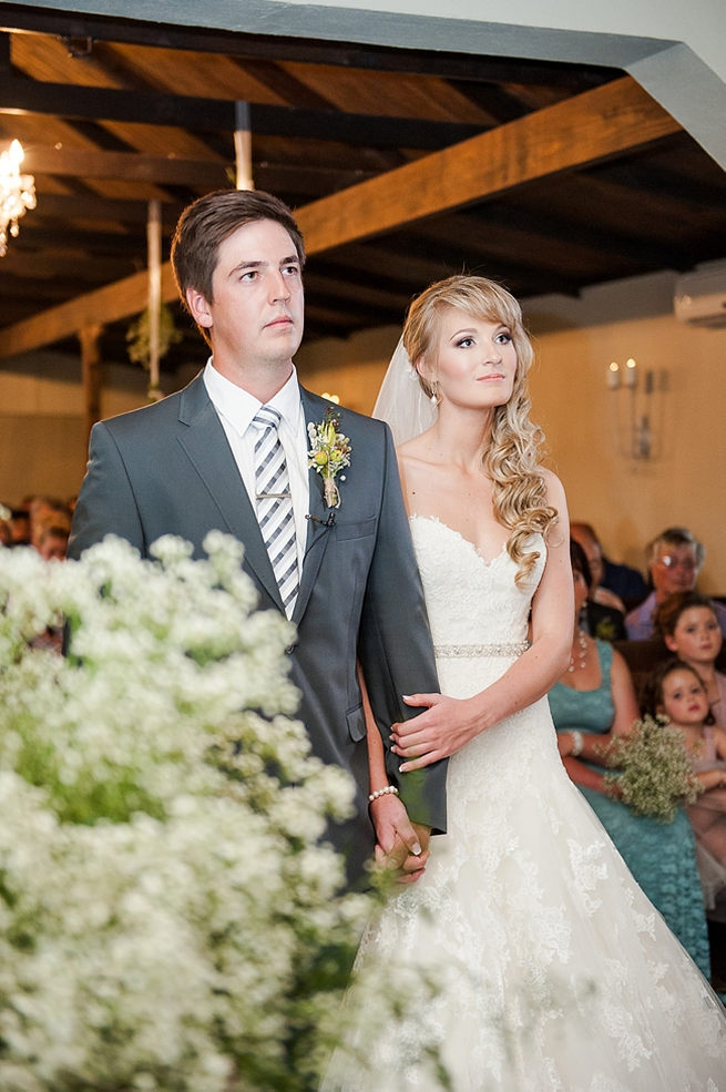 Blush Pink and Powder Blue Spring Wedding // D'amor Photography