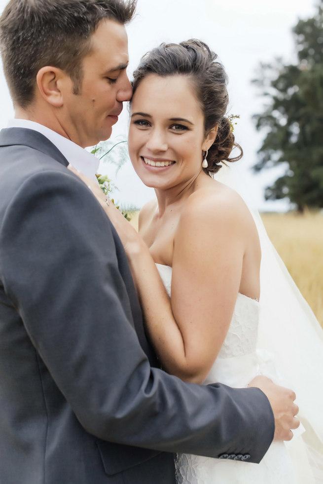 Succulent Garden Wedding // Claire Thomson Photography