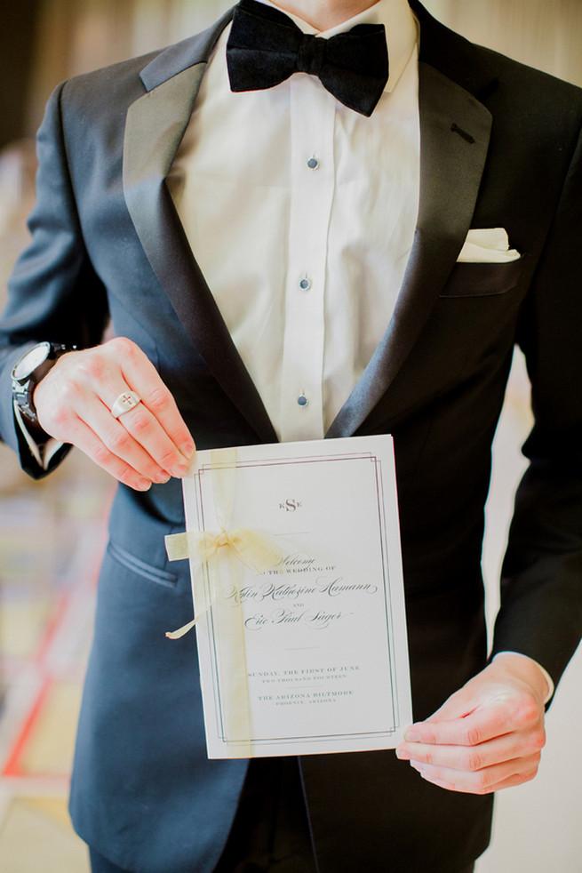 Glamorous Gatsby Inspired Wedding by Elyse Hall Photography